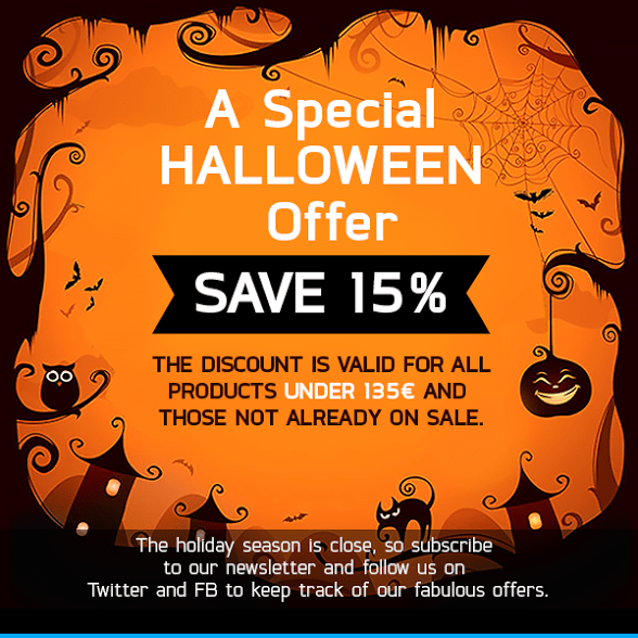 MyTrendyPhone's Halloween offer
