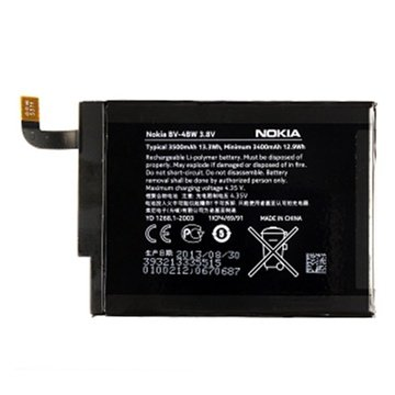 Nokia Lumia 1520 Battery Bv 4bw