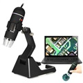 25X-600X Portable USB Digital Microscope with Stand