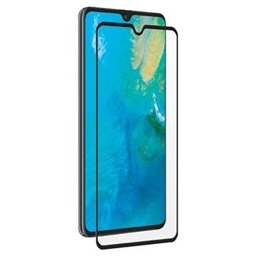 3Sixt Edge to Edge Huawei Mate 20 Tempered Glass Screen Protector - Black