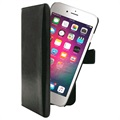 iPhone 6/6S/7/8 3Sixt NeoCase 2-in-1 Wallet Leather Case - Black