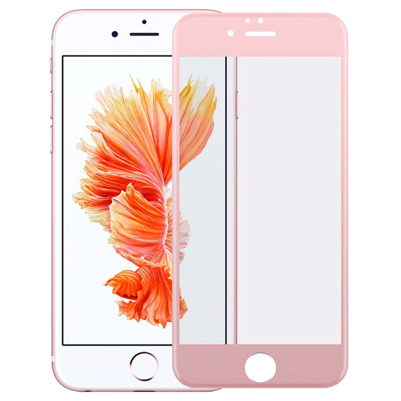 IPhone 6 Plus 6S 4D Full Size 022mm Tempered Glass Screen Protector