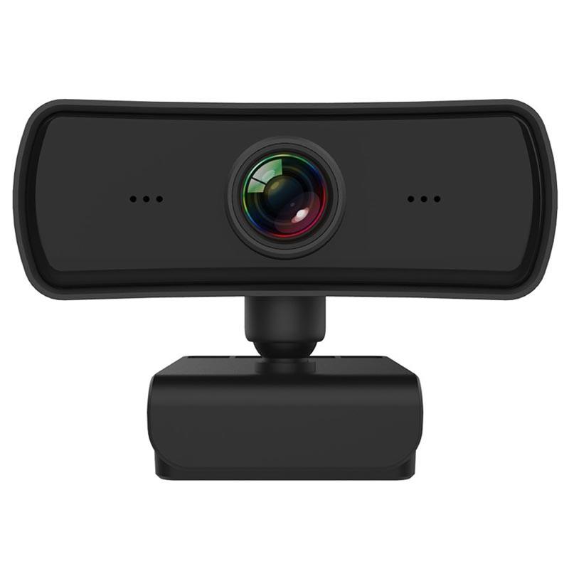 4MP HD Webcam w/ Autofocus - 1080p, 30fps - Black