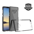 4smarts Airy-Shield Samsung Galaxy Note9 Case - Black / Transparent