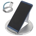 4smarts Aluminium Desktop Stand for Tablets And Smartphones