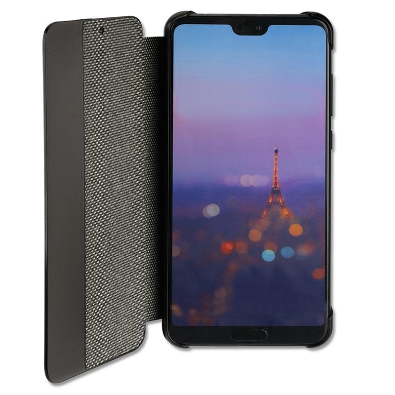 brand new 8a37f 10634 4smarts Smart View Huawei P20 Pro Flip Case - Dark Grey