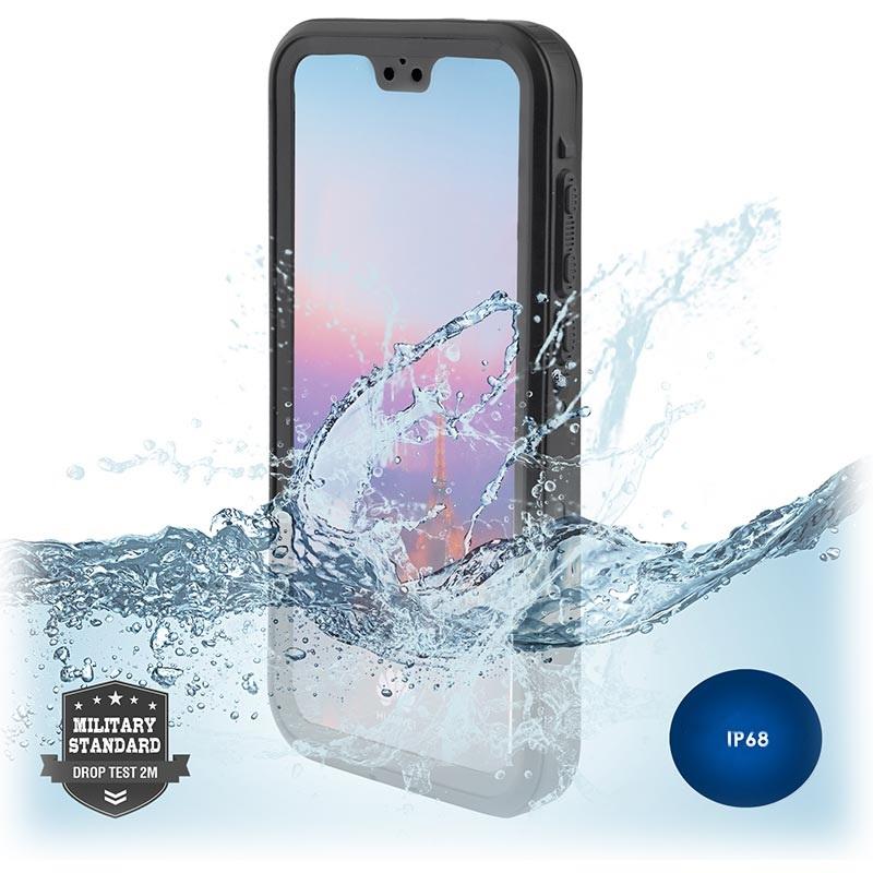 best service 9c467 607fc 4smarts Stark Huawei P20 Pro Waterproof Case - Black