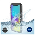4smarts Stark iPhone XS / iPhone X Waterproof Case - Black