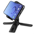 4smarts Universal 360 Degree Rotation Pocket Tripod Stand - Black