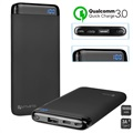 4smarts VoltHub Power Delivery & QC3.0 Power Bank - 10000mAh - Black