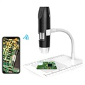 50X-1000X WiFi Digital Microscope with Stand