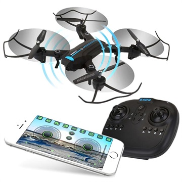 Aero X 24 Ghz Foldable HD Drone with WiFI Video Games Funny