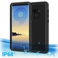 Active Series Samsung Galaxy Note9 Waterproof Case IP68 - Black
