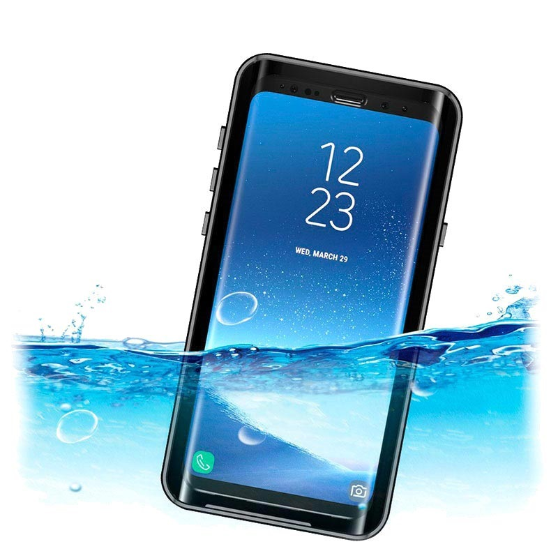 new arrival f803b 1cd9d Samsung Galaxy S9 Active Series IP68 Waterproof Case - Black