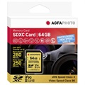 AgfaPhoto Professional High Speed SDXC Memory Card