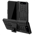 Anti-Slip Samsung Galaxy A80 Hybrid Case - Black
