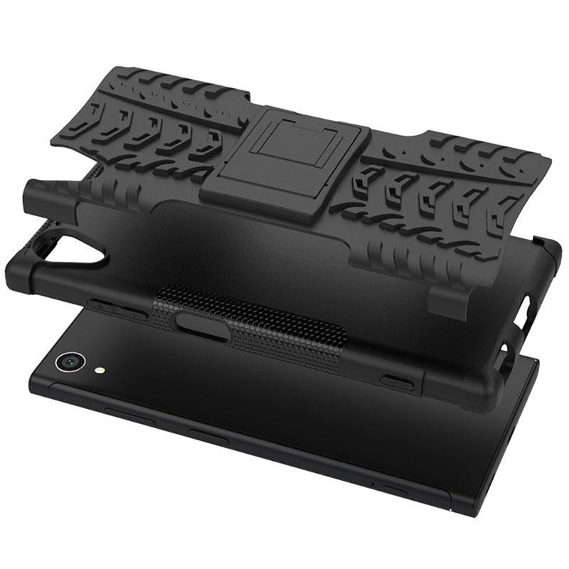 Sony Xperia Xa1 Plus Anti Slip Hybrid Case