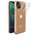 Anti-Slip iPhone 11 Pro Max TPU Case - Transparent