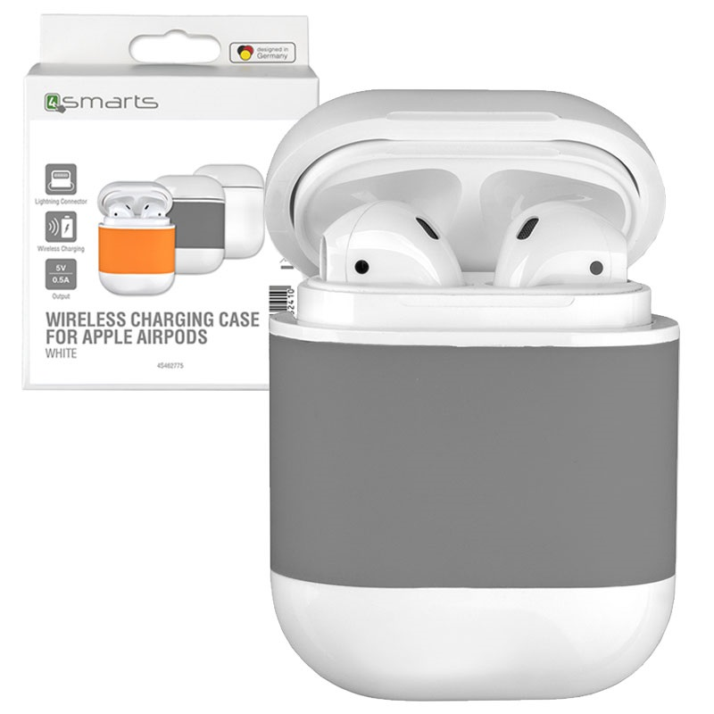 4smarts airpods  4smarts AirPods Wireless Charging Case