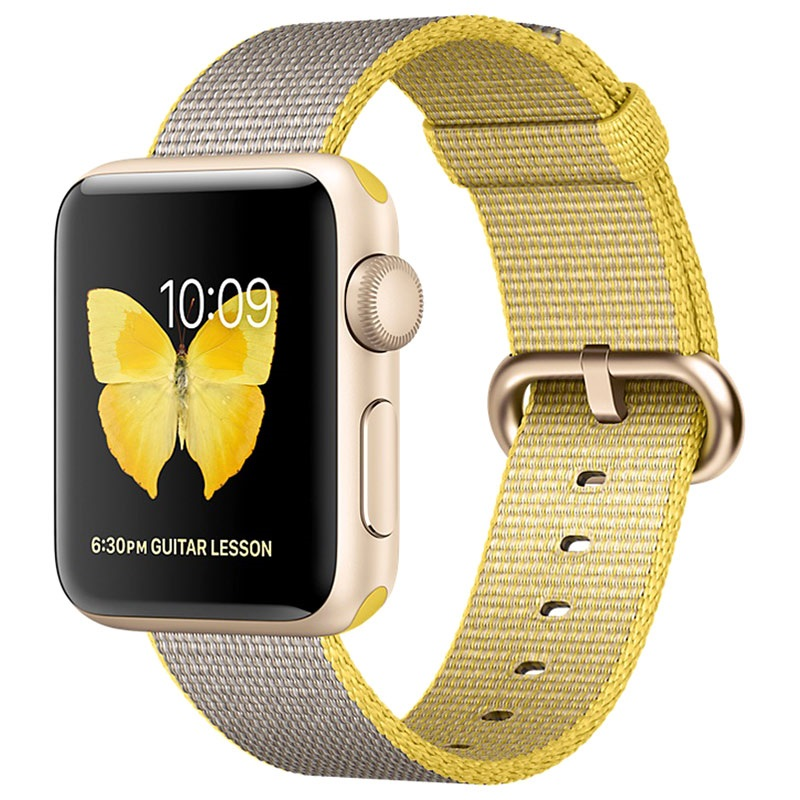 Apple Watch 2 MNP32ZD/A - Woven Nylon Band - 38mm
