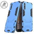 Huawei P20 Armor Hybrid Case with Stand - Blue