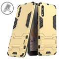 Huawei P20 Armor Hybrid Case with Stand - Gold