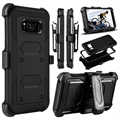 Samsung Galaxy S8 Armor Series Belt Clip Hybrid Case
