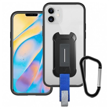 Armor-X BX3-IPH-12S iPhone 12 mini Case - Transparent / Black