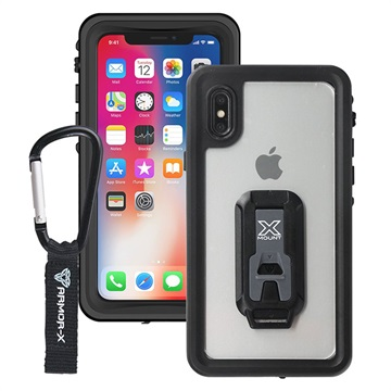 new concept f4906 9cdb8 iPhone X / iPhone XS Armor-X MX-IPHX-BK Waterproof Case