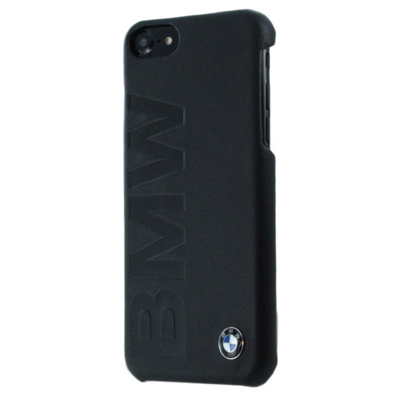 iphone 7 bmw signature imprint case black. Black Bedroom Furniture Sets. Home Design Ideas