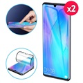 Baseus 0.15mm Full Coverage Huawei P30 Pro Screen Protector - 2 Pcs.