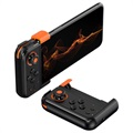 Baseus Gamo GA05 One-Handed Smartphone Gamepad - Black / Orange