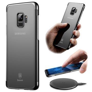 info for 5f270 ebaa7 Samsung Galaxy S9 Baseus Glitter Ultra-Thin Case