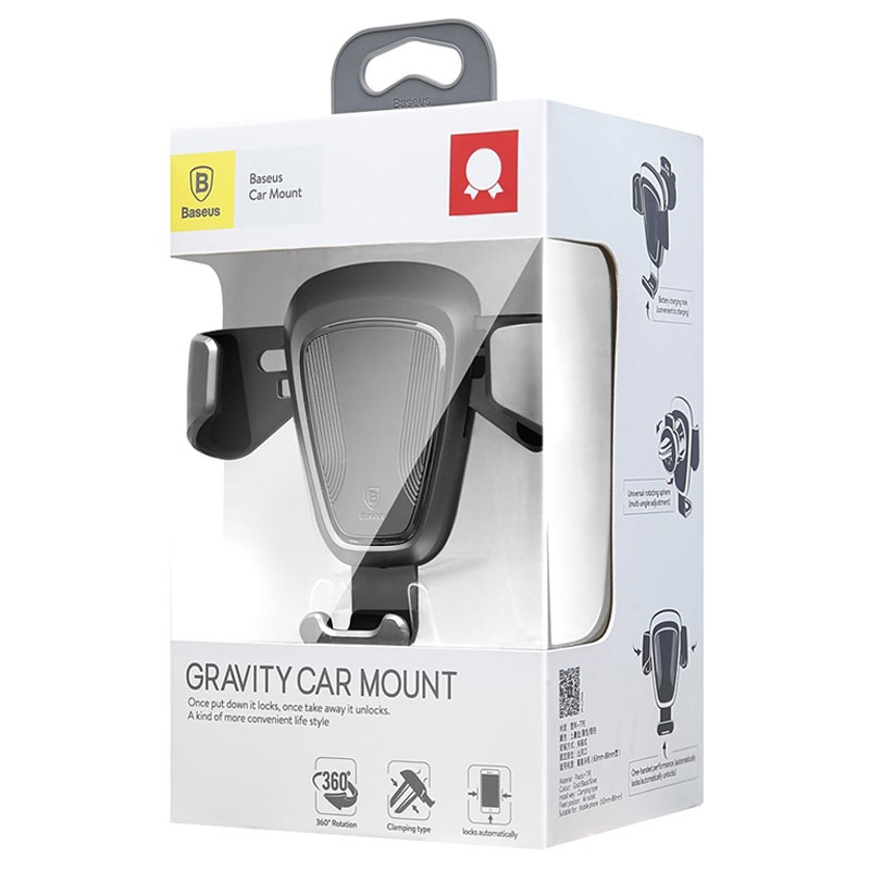 Baseus Gravity Air Vent Car Holder