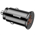 Baseus PPS Car Charger CCYS-A01 - 30W, QC4.0, PD3.0 - Black