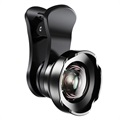 Baseus Short Videos Magic Professional Camera Lens Kit ACSXT-B01 - Black