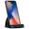 Baseus Silicone Horizontal Qi Wireless Charger