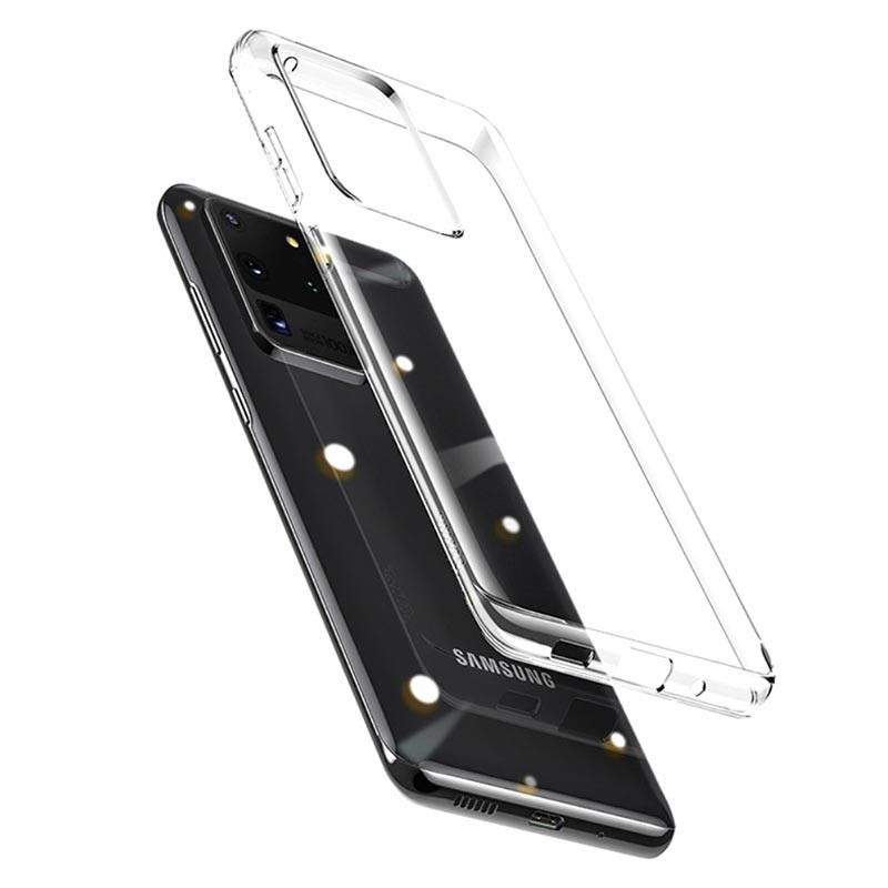 Baseus Simple Series Samsung Galaxy S20 Ultra 5G TPU Case ...