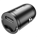 Baseus Tiny Star Mini PPS Type-C Quick Car Charger - 30W