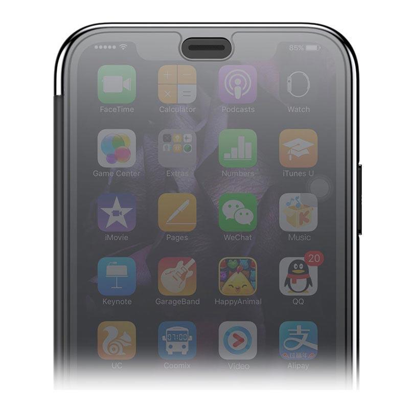 Baseus Touchable iPhone XS Max Flip Case