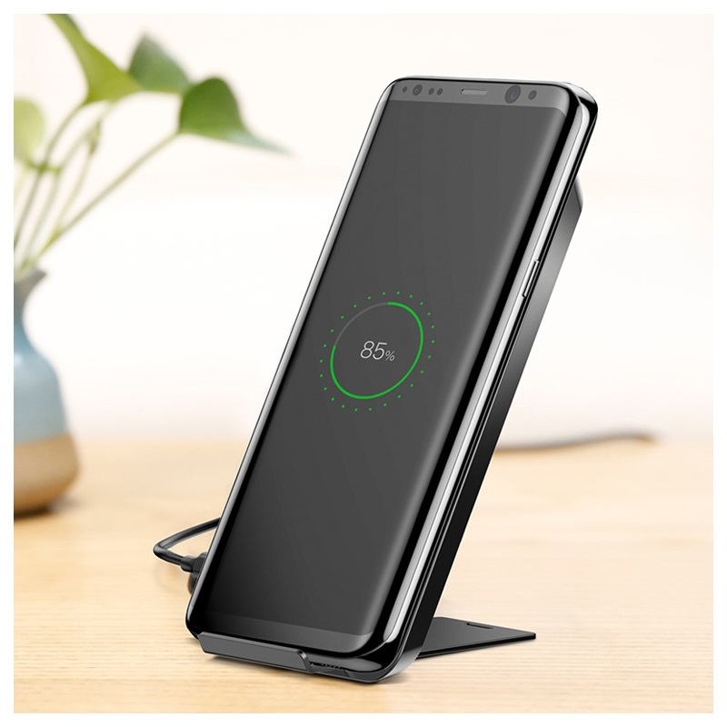 Baseus WiC1 Double Coil Qi Wireless Charger