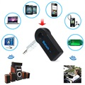 Universal Bluetooth / 3.5mm Audio Receiver - Black