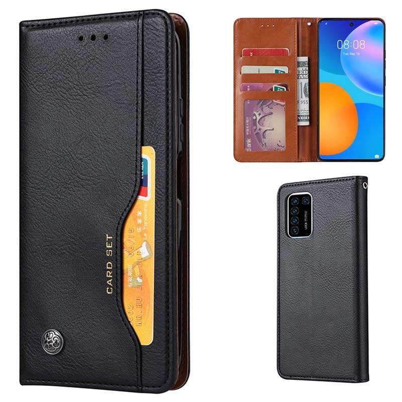 Card Set Series Huawei P Smart 2021 Wallet Case