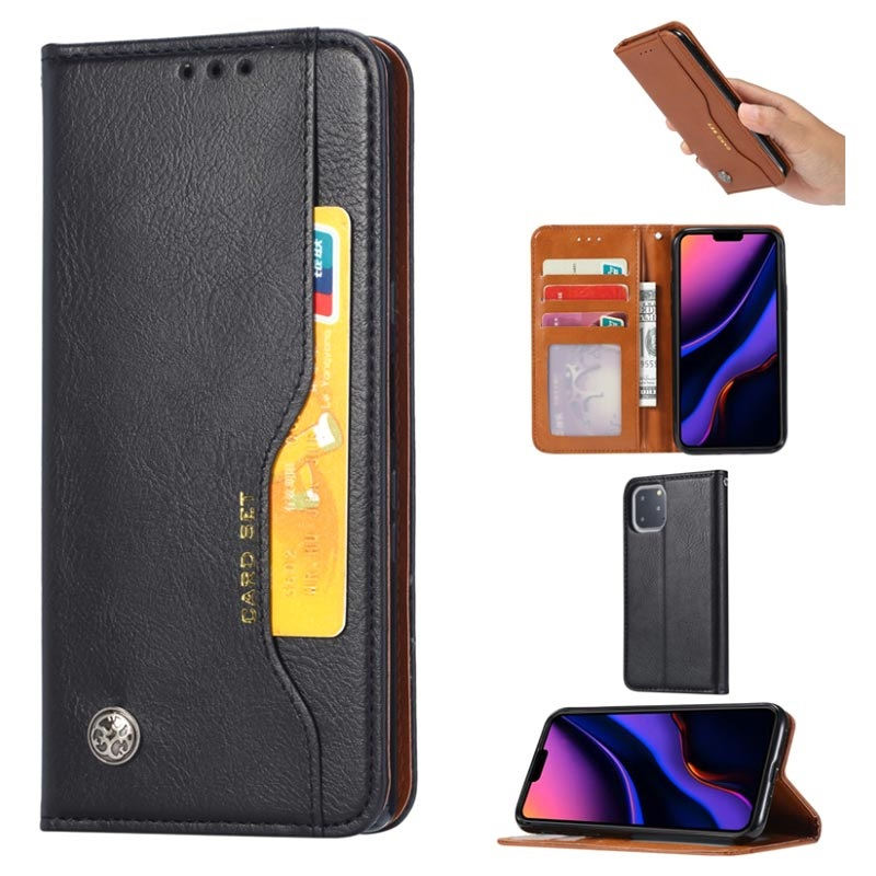 Card Set Series iPhone 11 Pro Max Wallet Case