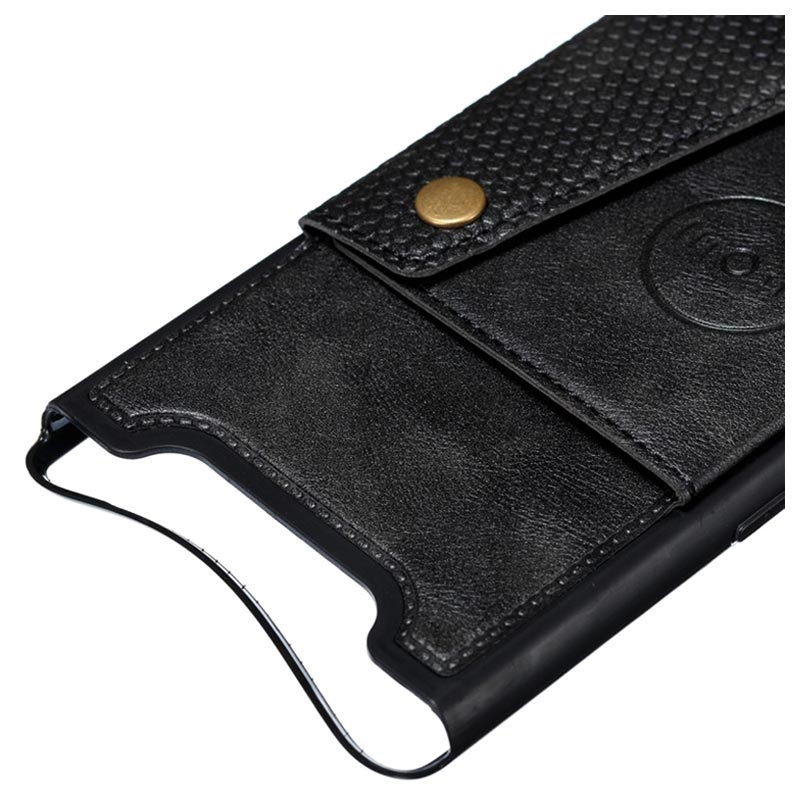 Cardholder Series Samsung Galaxy A80 Magnetic Case