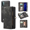 Caseme 2-in-1 Multifunctional Huawei P30 Pro Wallet Case