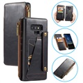 Caseme Business 2-in-1 Samsung Galaxy Note9 Wallet Case - Black