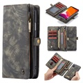 Caseme 2-in-1 Multifunctional iPhone 11 Wallet Case - Grey