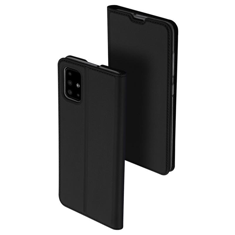 Dux Ducis Skin Pro Samsung Galaxy A51 Flip Case with Card Slot