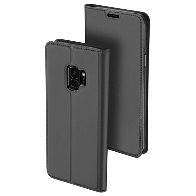 online retailer 9e099 1385f Samsung Galaxy S9 Dux Ducis Skin Pro Flip Case